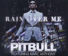 Pitbull   Single-CD   Rain over me (2011; 2 tracks, feat. Marc Anthony)
