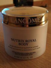 LANCOME Nutrix Royal Body, Intense Nourishing, Restoring Body Balm 200ml