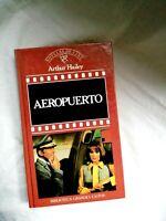 Aeropuerto Arthur Hailey Colección Novelas De Cine Libro Orbis 1987