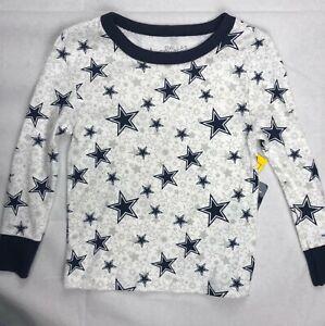 Dallas Cowboys Toddlers Pajama Top - C351