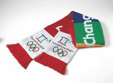 2018 Korea Pyeongchang Winter Olympics Official Souvenirs Cheering Towel Muffler