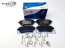 FORD FIESTA 1.0  1.4 LPG 1.6 1.4 TDCI ALLIED NIPPON FRONT BRAKE PADS OE QUALITY