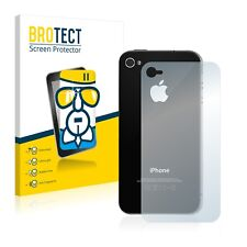 AirGlass Glass Screen Protector for Apple iPhone 4S (Back)
