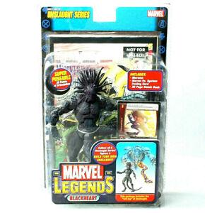 Marvel Legends BLACKHEART PVC figure 16cm Toy Biz
