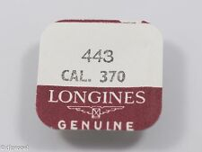 Longines Genuine Material Set Lever Part 443 for Longines Cal. 370