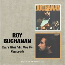 THAT'S WHAT I AM HERE FOR - RESCUE ME - BUCHANAN ROY (CD)