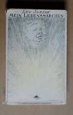 R110671 Leo Slezak - Mein Lebensmärchen - mit 23 Bildtafeln - Gebundene Ausgab