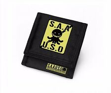 Assassination Classroom Canvas Wallet Anime Korosensei ID Money Holder Cosplay