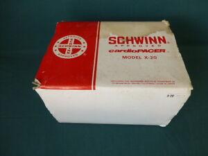 Vintage Schwinn CardioPacer Model X-20