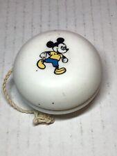 Vintage Walt Disney Mickey Mouse Yo-Yo
