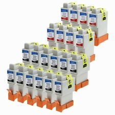 20-pk Canon Compatible Ink Jet Cartridges Print InkJet 12blk+8clr for MP390