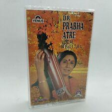 PRABHA ATRE - Vocal Recital - 1995 India Cassette Tape VG+