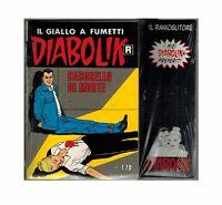 Diabolik R 518 with Collector Box - Carosello di Morte