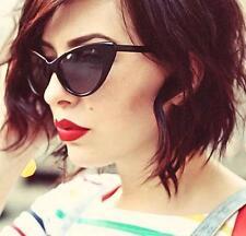 Cat Eye Pointy Pin up Nikita Fashion Designer Vamp Rockabilly Sunglasses Glasses