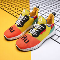 Mens Casual Boots Sports Sneakers Leisure Breathable Running Athletic Shoes Gym