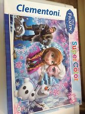 Disney Frozen Jigsaw Puzzle 104 Pieces