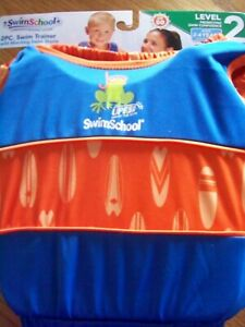 SWIMSCHOOL 2 PIECE LEVEL 2 SWIM TRAINER FOR BOY'S AGES 2-4, NWT