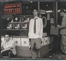 Silverchair - Anthem for the Year 2000 CD (single)