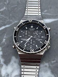 citizen chronograph watch Quartz