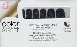 CS Nail Strips Living the Gleam - Limited Edition 100% Nail Polish - USA Made!