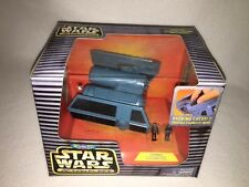 *Mib* Star Wars Action Fleet Imperial Tie Bomber Micro Machines Galoob 1996