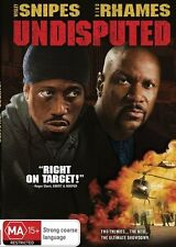 Undisputed R4 DVD NEW