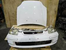 JDM 98-00 Honda Civic EK4 Si-R Front end nose cut conversion, SIR EK4 FRONT END