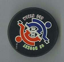 World Cup 1996 hockey puck