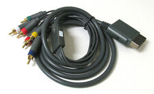 New HD TV Component Composite Audio Video AV Cable for Xbox 360