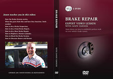 AUTOMOTIVE BRAKE REPAIR DVD