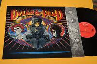 BOB DYLAN LP DYLAN & THE GRATEFUL DEAD 1°ST ORIG OLANDA 1989 NM !