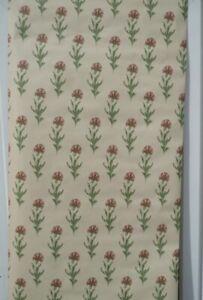 Laura Ashley Dandelion Wallpaper same batch 4 ROLLS Very Rare Vintage 1983 1980s