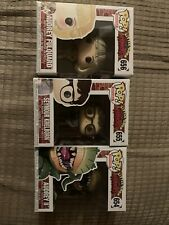 Funko Pop Little Shop Of Horrors (3 Characters)