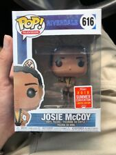 Funko Pop TV #616 Josie McCoy Riverdale SDCC 2018 Shared Exclusive In Hand