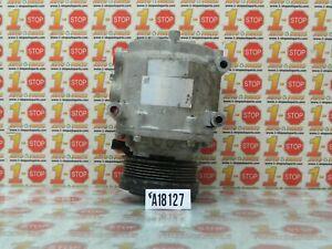 2003-2008 FORD E150 E250 AC AIR COMPRESSOR 1L2H-19497-AC OEM