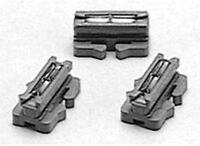 Kato 24-815 - UniJoiners x 20 - (Fishplates) Spare Part N Gauge - 1st Class Post