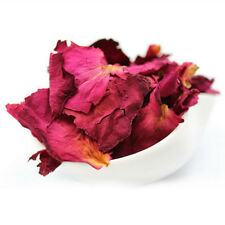 Dried Rose Flowers Petal for Natural Dry Flower Petals Spa Bath 50g/Pack