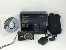 Panasonic LUMIX DMC-SZ7 14.1MP Digital Camera