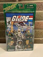 GI JOE VALOR Vs VENOM Short-fuse FLASH ROCK N ROLL 3 Pack/Comic Book 2004 Hasbro