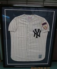 Mickey Mantle Signed Authentic 1951 New York Yankees Cooperstown Jersey PSA DNA