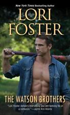 The Watson Brothers by Foster, Lori, Good Book