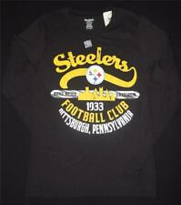 Women's Reebok Pittsburgh Steelers NFL T-Shirt Size M Medium NEW WITH TAGS