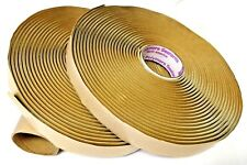 2 Rolls 30' Butyl Putty Tape Weather sealant- doors, windows etc. RV Camper 3/4""