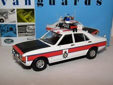 VANGUARDS FORD GRANADA GREATER MANCHESTER POLICE 1/43 VA05203