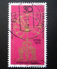 BRD Nr. 688 Johannes Kepler Astronomie Weltraum Raumfahrt Orbit Space
