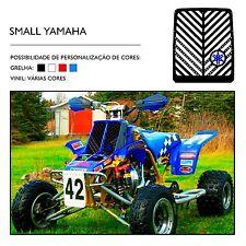 Yamaha Banshee Grill Radiator