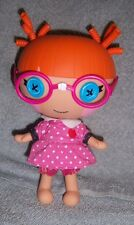 Lalaloopsy Specs Reads A Lot Little Sister to Bea-Spells Alot
