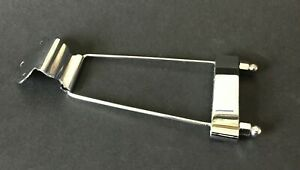 Guitar Bridge Tailpiece Jazz Trapeze Open for Gibson ES-335 and archtop