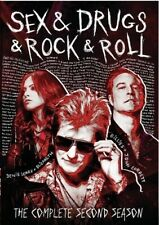 Sex & Drugs & Rock & Roll: The Complete Second Season [New DVD] Ac-3/Dolby Dig