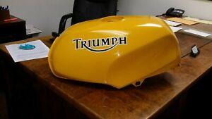 1996 1995 Triumph Daytona 900 Super III 3 Fuel Gas Tank